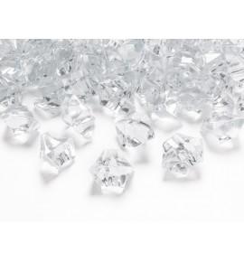 Ledo kristalai (50 vnt.)