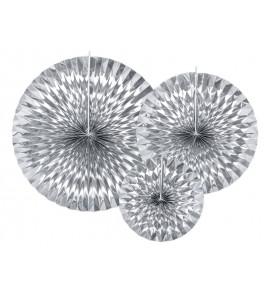 "Dekoratyvinės rozetės ""Silver"""