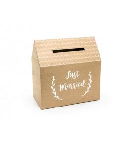 Dėžė svečių vokeliams