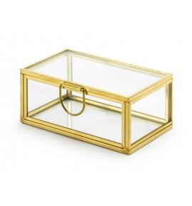 Stiklinė dėžutė