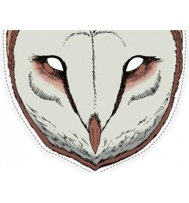 Kaukė Naminė Pelėda