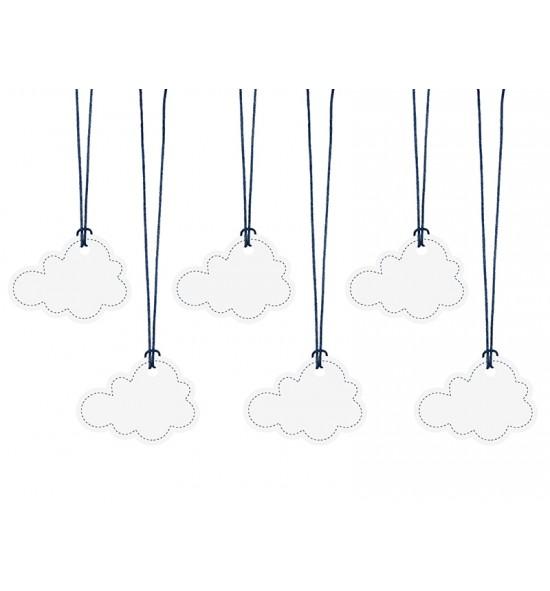 Etiketės - debesėliai