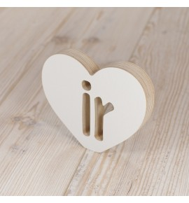 Pastatoma širdis