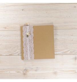 Svečių knyga Craft