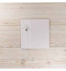Svečių knyga ir rašiklis Vintažas